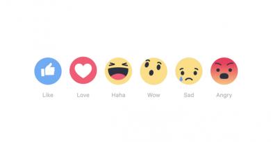 reactions-facebook-quali-sono