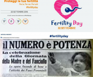 fertility day e regime