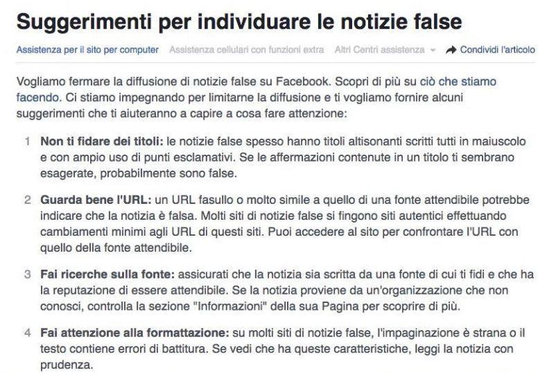 facebook-contro-le-bufale