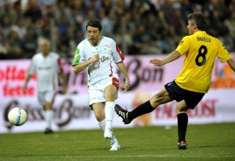 renzi-calcio